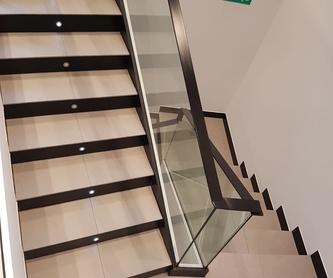 Carpintería de aluminio y cristal: Servicios de Reformas de Adyal Construcciones y Reformas