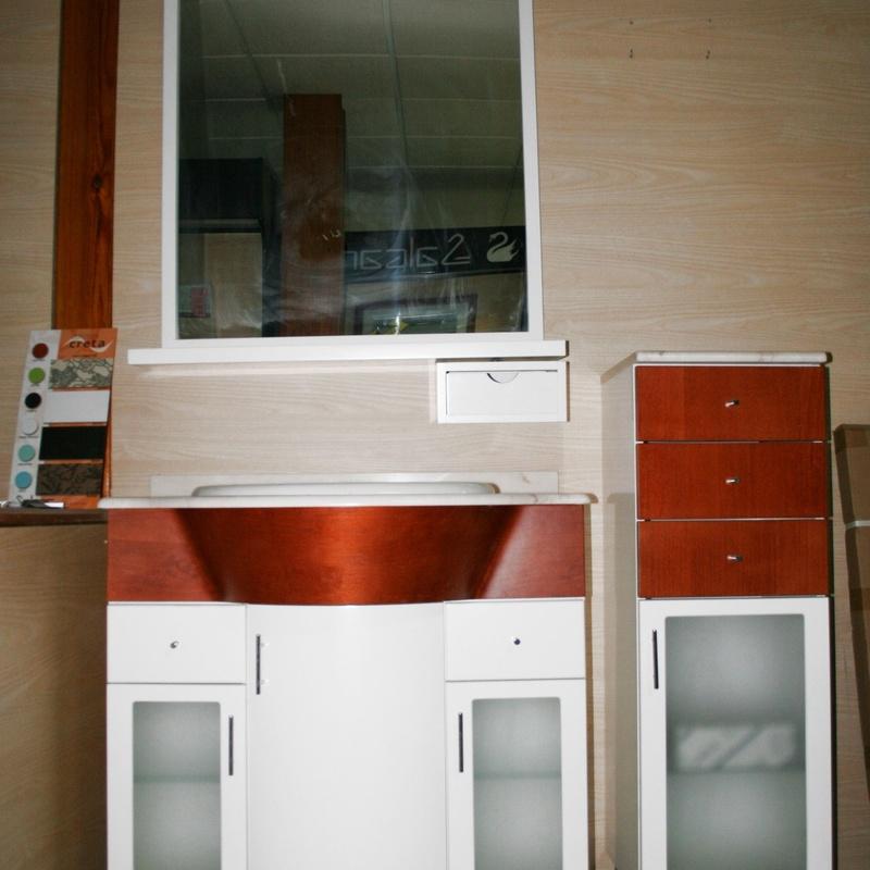 Mueble Baño y Auxiliar: Catálogo de Altoaragón, S.L. GAMMA