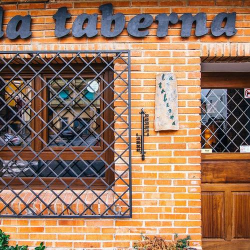 Restaurante en Quintana Martín Galíndez