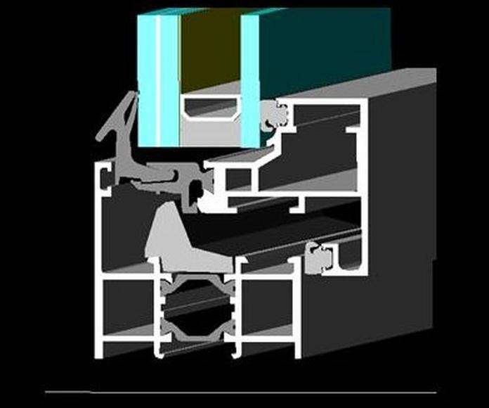 FS5M-S Aislamiento acústico mejorado: Sistemas de Ekonal