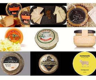 Llaminets de Fuet y Chorizo Salgot: Selección de productos de Jamonería Pata Negra