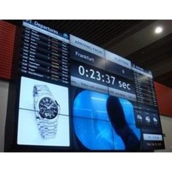 LCD WALL NEC X461UN: Servicios de Láser Audiovisuales