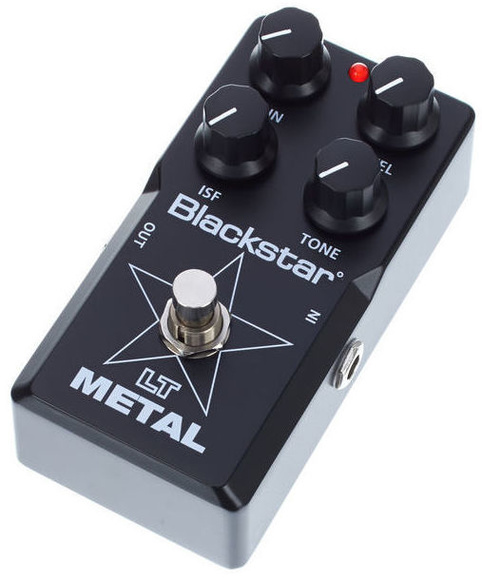Pedal distorsión para metal/heavy Blackstar Lt Metal