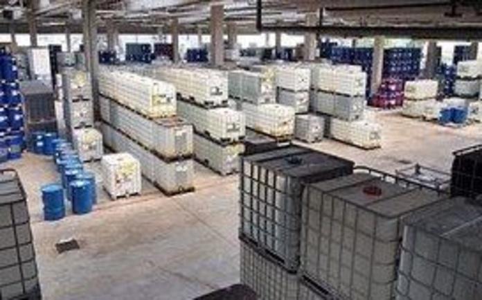 Almacenaje : Transportes y almacenaje  de Eje-Trans, S.A.