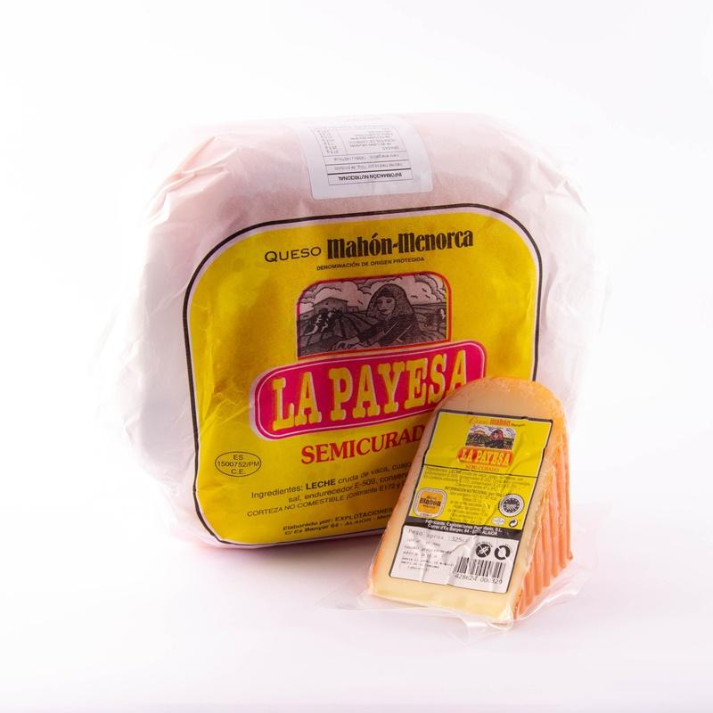 Paquete queso la Payesa semi :  de Ramaders Agrupats