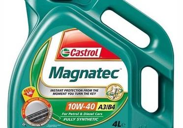 Aceite Motor Castrol 10w40 4L