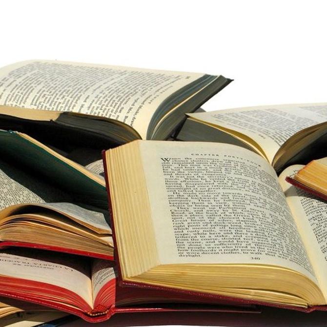Los libros, siempre originales