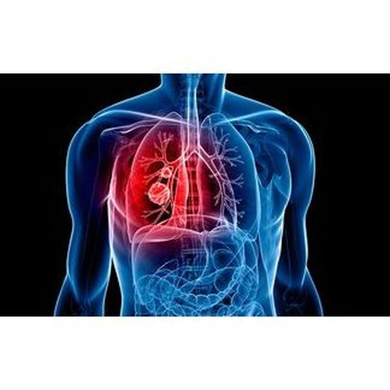 Enfermos con patología pulmonar: Productos y Servicios de Clínica Afyr