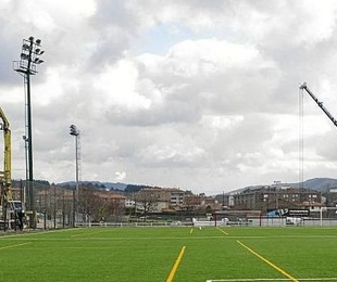 Las instalaciones del Athletic estarán de obras cinco meses