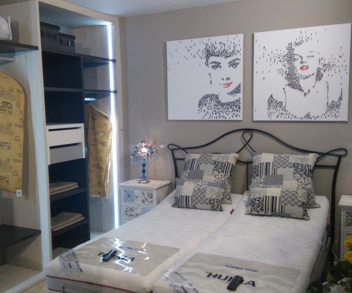 Dormitorios: Muebles de Muebles Mas