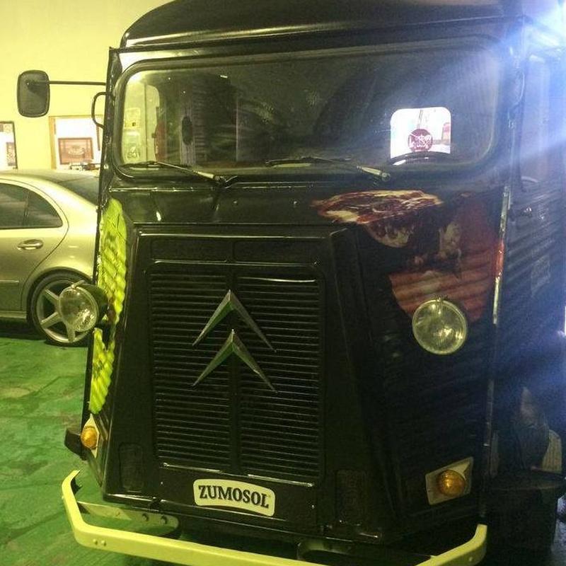 Restauración Vehículos: Servicios de Talleres Alca Motor