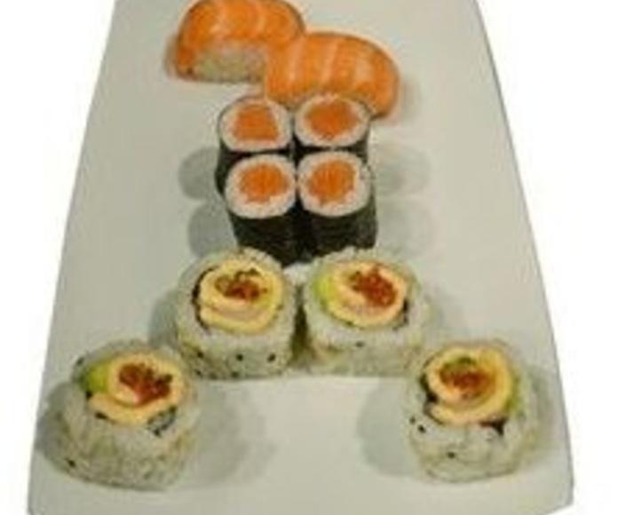 Menú 4: Menús de Kiniro Sushi