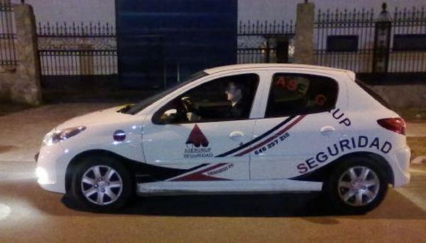 Labores preventiva mediante patrullas en vehículos