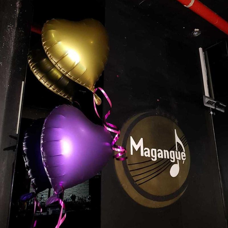 RESERVAS PARA CUMPLEAÑOS Y EVENTOS: Sala y actuaciones de Magangue