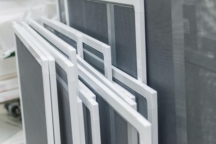 Mosquiteras: Productos y servicios de Aluminio y Cristal Aluan