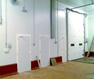 Cámaras frigoríficas Logroño
