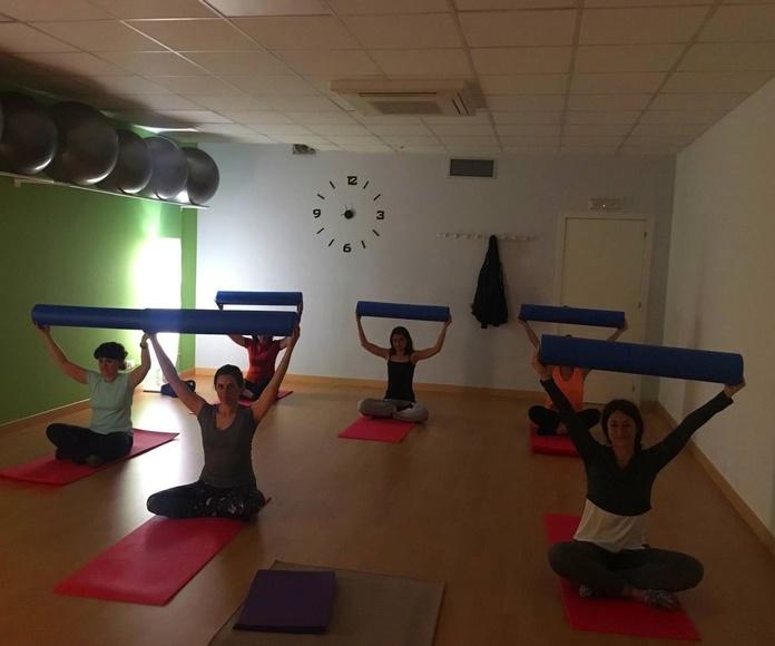 Pilates: Servicios  de Delicias Fisioterapia