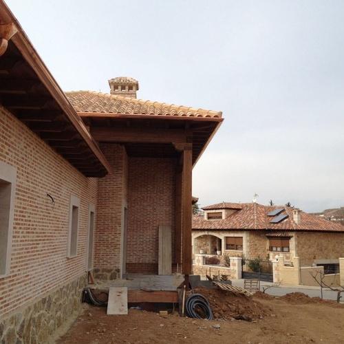 Instalación de canalones en Guadalajara | Alcarria Pluviales Canalones