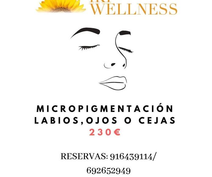 MICROPIGMENTACIÓN Y MICROBLADING EN IKIWELLNESS