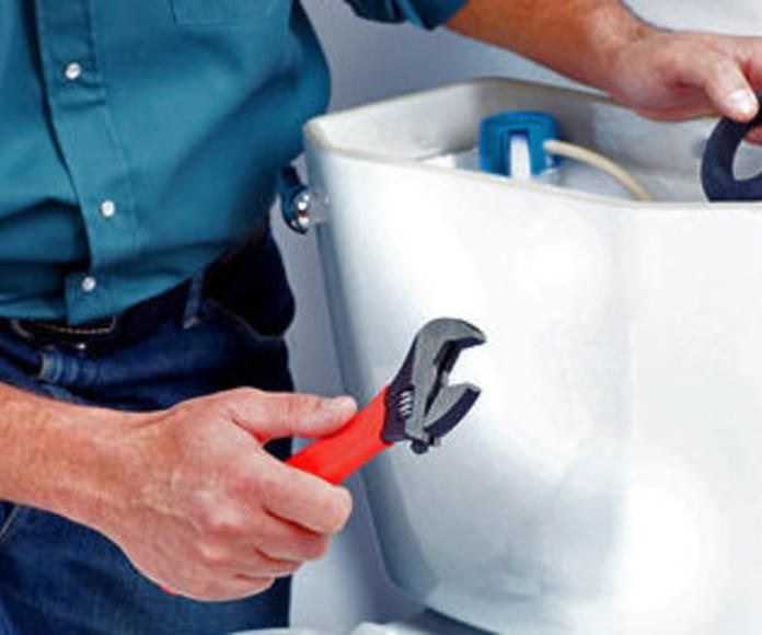 Cisternas y grifos: Servicios de MIGUELITO FONCLIMA