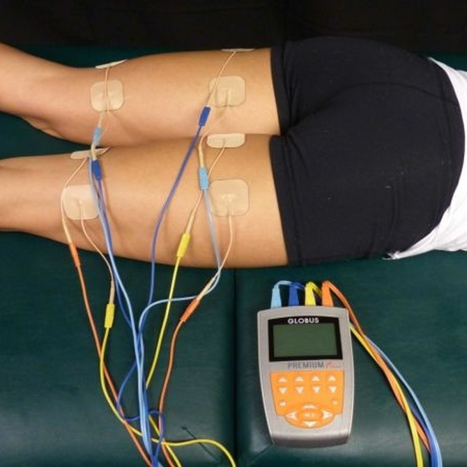 Reduce tus horas de gimnasio con la ayuda de la electroestimulación