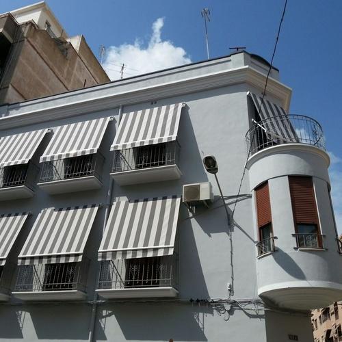 Fabricantes de toldos en Valencia | Toldos A. López