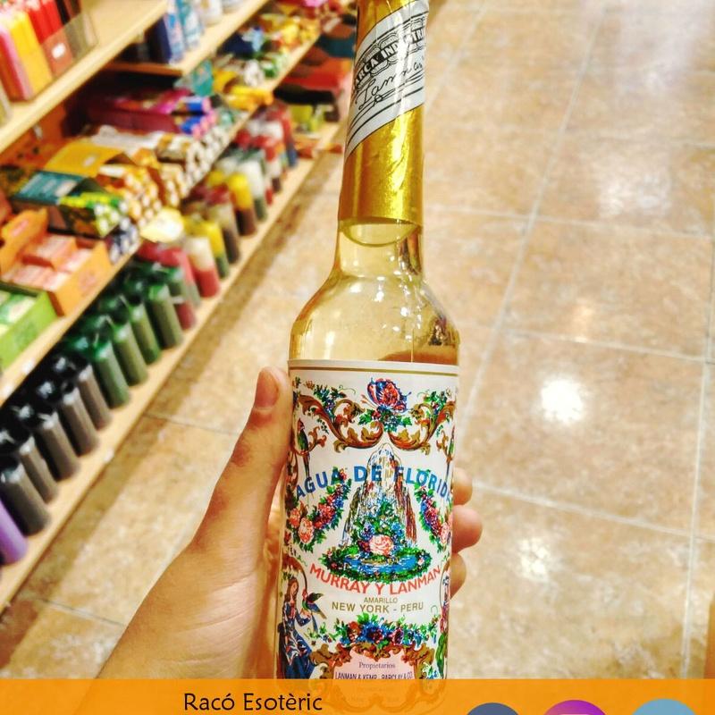 Agua de Florida: Cursos y productos de Racó Esoteric Font de mi Salut