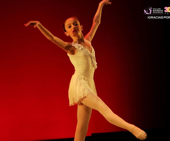 Ballet clásico : Actividades y horarios   de Taller de Danza de Alcalá
