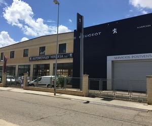 Concesionario Peugeot en Astorga, León