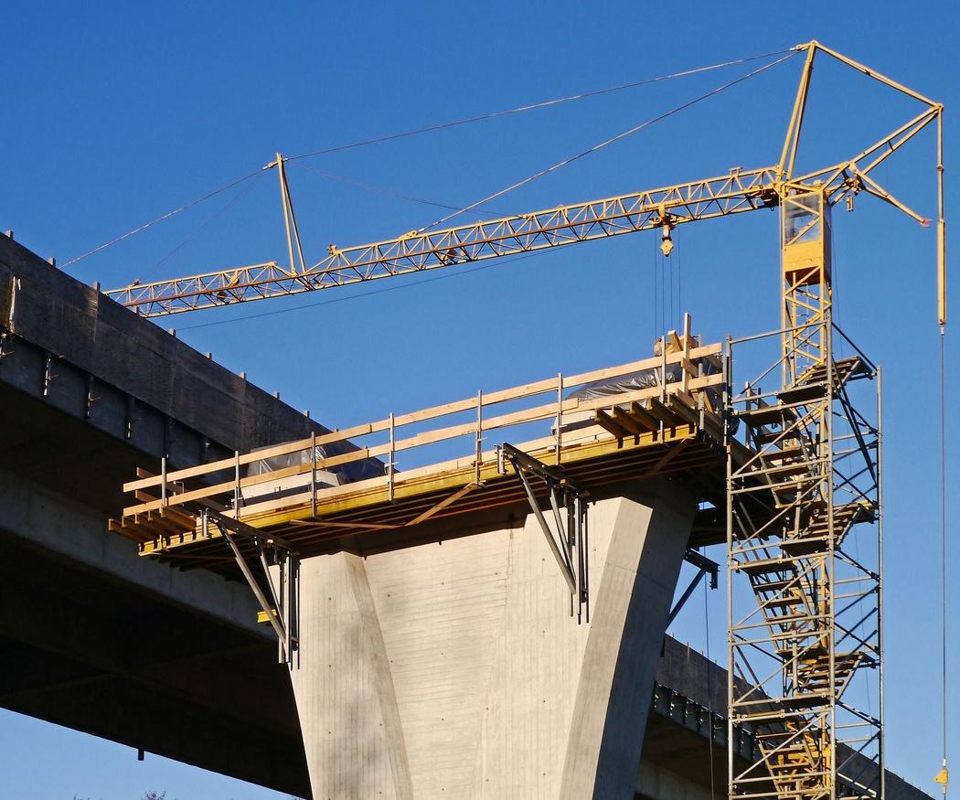 Mantenimiento de un puente grúa