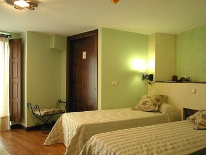 Habitaciones: Nuestras instalaciones de Hotel Rural El Denario