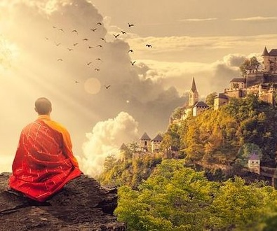 LA MEDITACIÓN ES UNA HERRAMIENTA MARAVILLOSA PARA EVOLUCIONAR Y CENTRAR NUESTRA ALMA