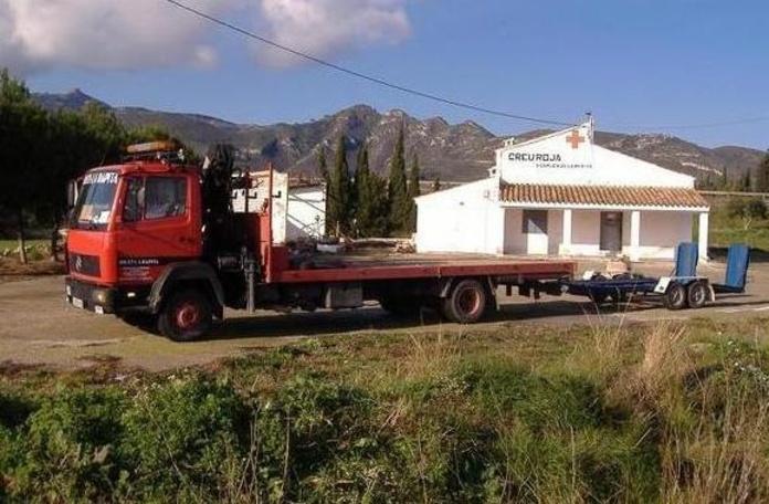 Centro autorizado: Productos y servicios de Auto Desguaces Gómez