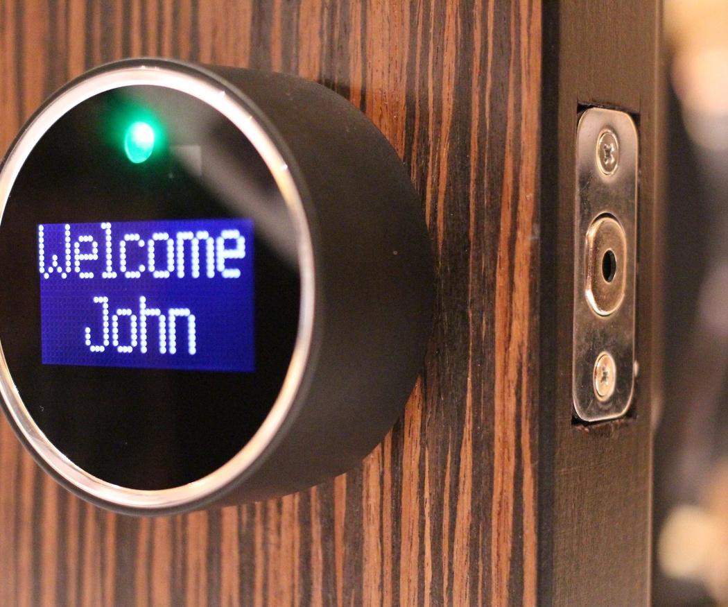 Cerraduras y tecnología, bienvenidos al futuro