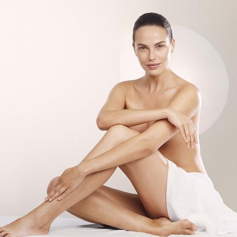 Tratamientos corporales: Servicios de Estética Elena B.