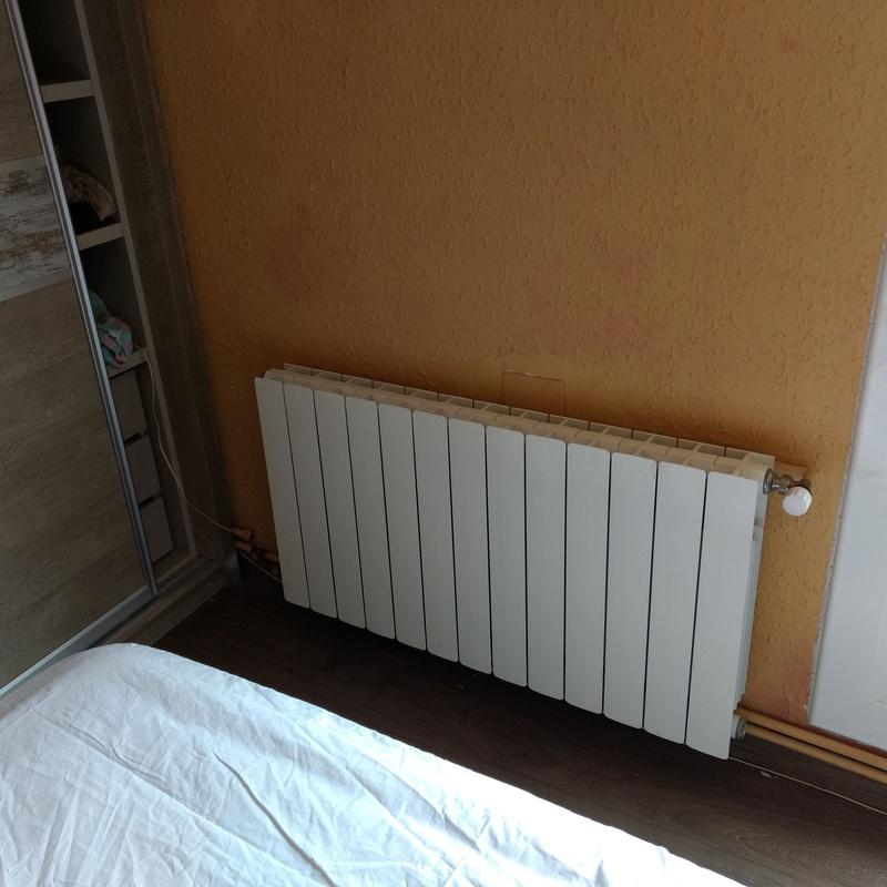 Instalación radiadores Barcelona