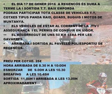 Ruta 4x4y Fira Camper  · Regencós, Girona