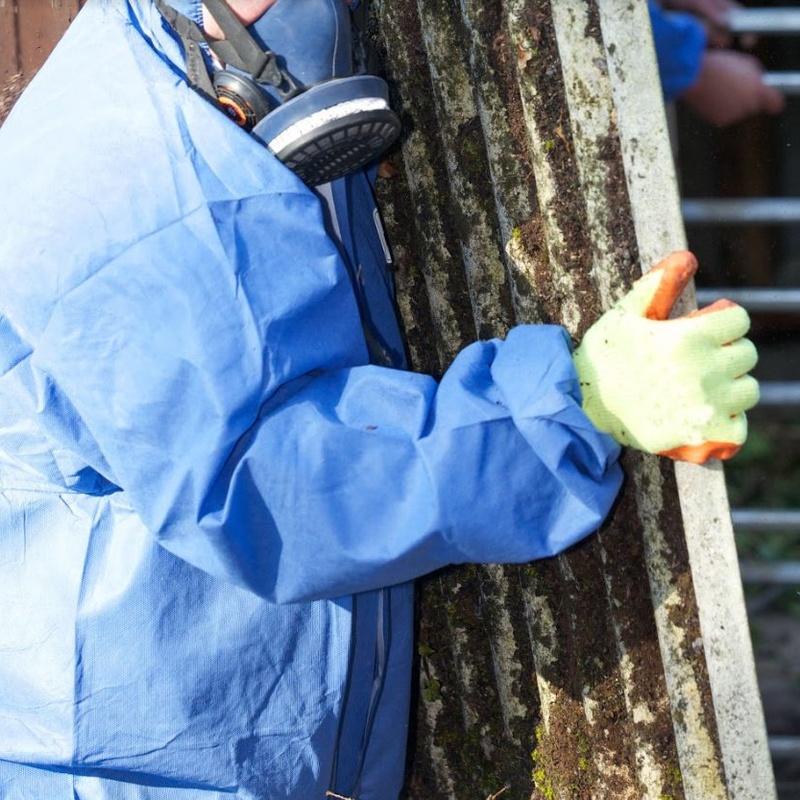 Retirada de amianto: Servicios de ZR Proyect