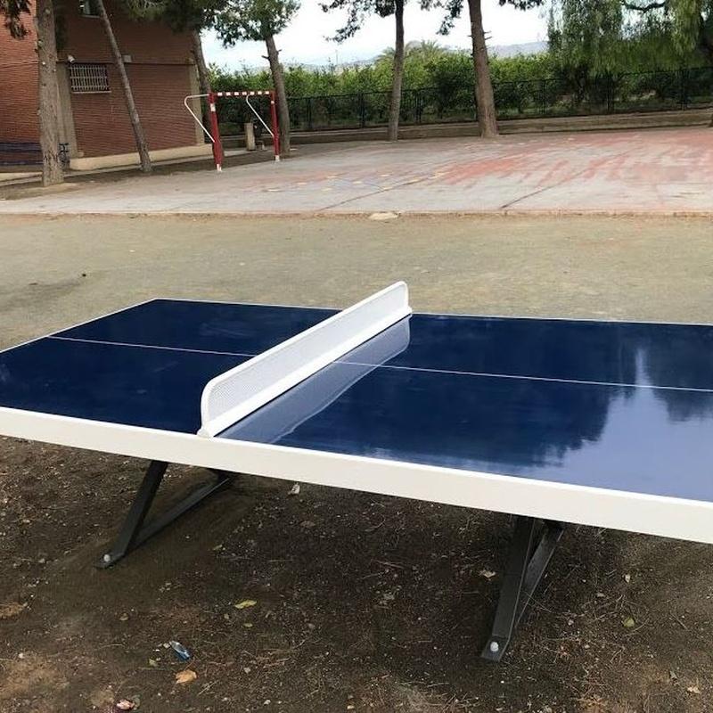 Mesa Ping-pong, Albatera, Flama Levante