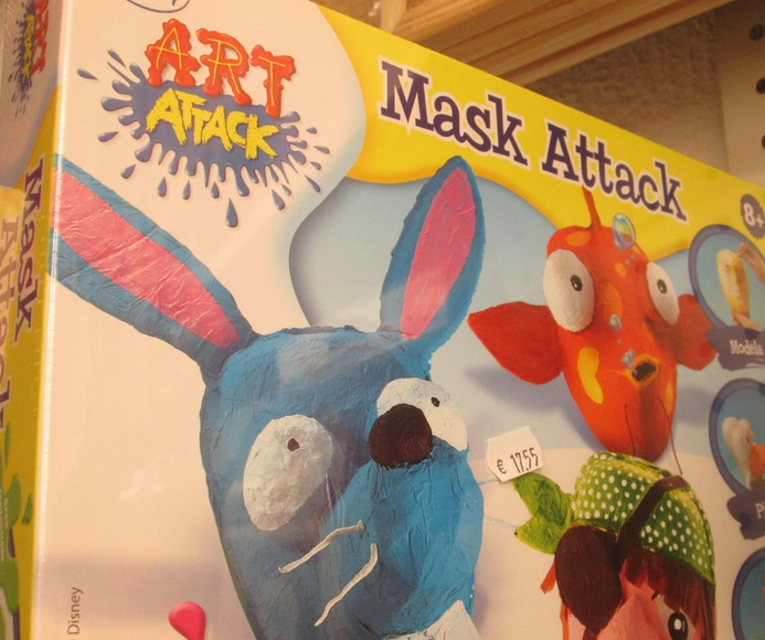 Mask Attack