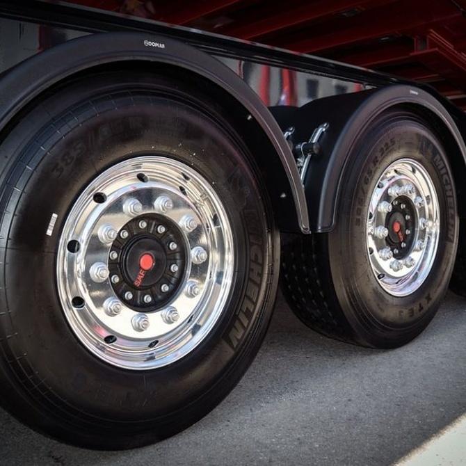 Los neumáticos de perfil bajo