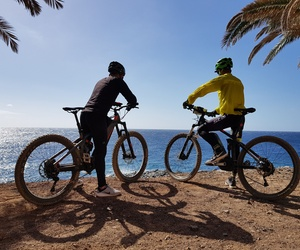 Electric bicycles renting in Tenerife
