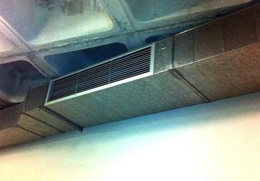 Ventilación y conductos