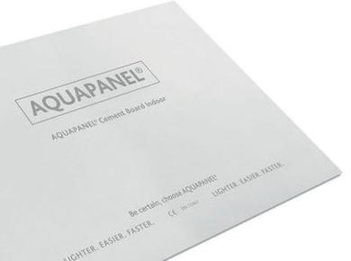 Placa de cemento Aquapanel Indoor