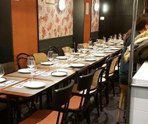 Restaurante para celebraciones en A Coruña