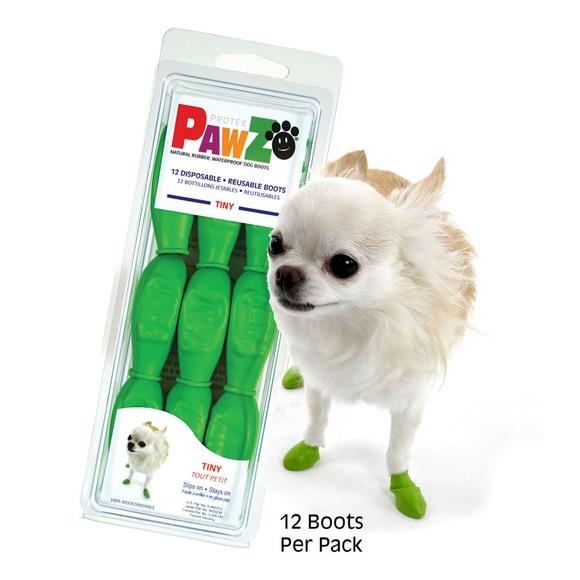Botas PawZ Tiny para perros comprar en Madrid
