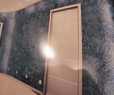 Aplicación de revestimientos  decorativos interiores y exteriores