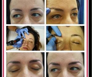 Cejas micropigmentación