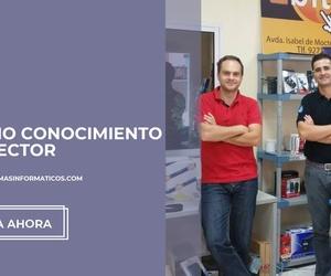 Mantenimiento informático en Cáceres