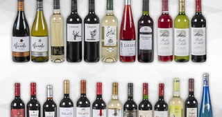 Vinos, licores y bebidas alcohólicas